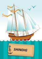 SHINDIG boat